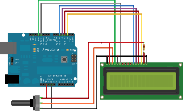 arduino - Setting the prescaler on timing circuit for LC