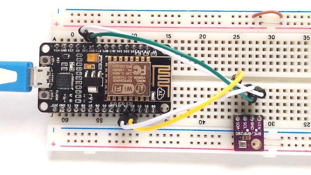 IoT platform, sensors and actuators – Interaction technology